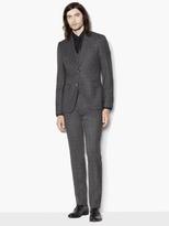 John Varvatos Austin Plaid Suit