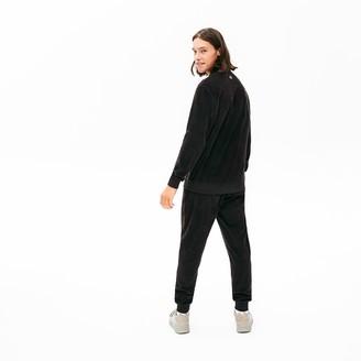 Lacoste Men's LIVE Classic Fit Velvet Polo Shirt
