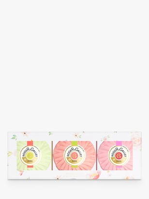 Roger & Gallet Mixed 3 Soap Gift Set, 3 x 100g