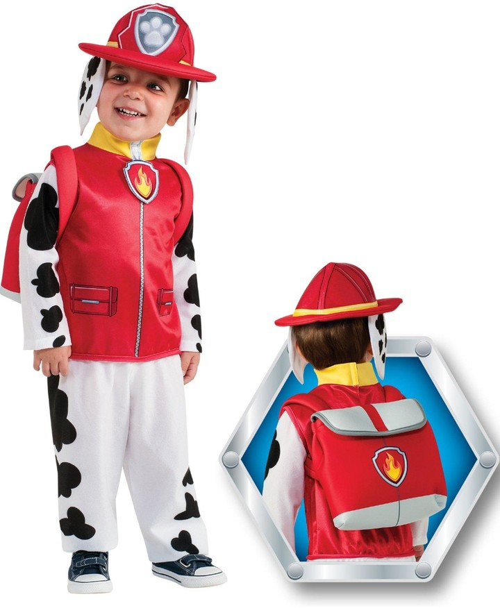Paw Patrol Marshall - Child's Costume