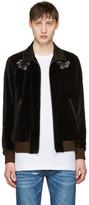Diesel Black J-Varadero Jacket