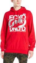 Ecko Unlimited UNLTD Men's In The Cut Popover Hoodie