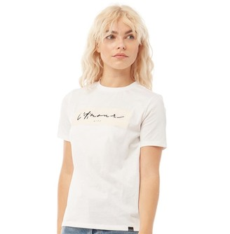 883 Police Womens Esme T-Shirt White