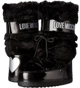 Love Moschino Faux Fur Moon Boot Women's Boots