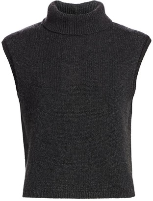 The Row Giselle Turtleneck Top