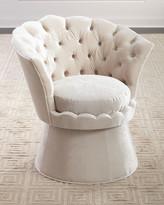 Haute House Oralia Tufted Vanity Chair