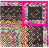 Missoni zig zag print scarf - women - Silk - One Size