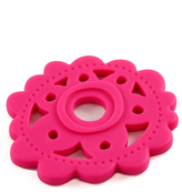 Bumkins Flower Silicone Teether