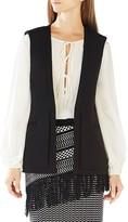 BCBGMAXAZRIA Eddie Double Layer Vest