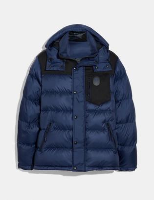 Coach Puffer Jacket