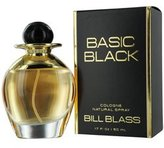 Bill Blass Basic Black by Cologne Spray 1.7 oz / 50 ml for Women