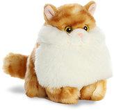Aurora World 7'' Butterball Tabby Cat Plush Toy