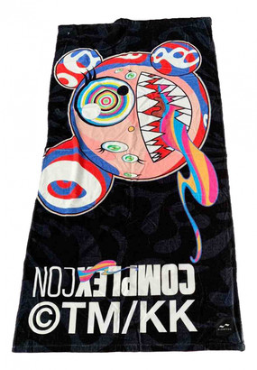 Takashi Murakami Black Cloth Long necklaces