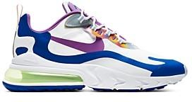 Nike Men's Air Max 270 React Low-Top Sneakers
