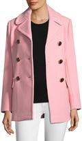 Kate Spade Women's Twills Wool Bow Coat
