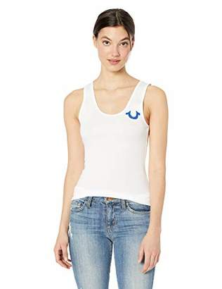 True Religion Women's Logo Graphic Tank