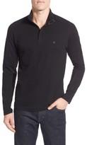 Victorinox Men's Uhrmacher Long Sleeve Quarter Zip Pullover
