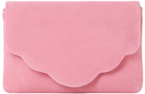 Dune Bcurve Clutch Bag, Pink