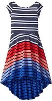Tommy Hilfiger High-Low Dress (Little Kids/Big Kids)