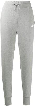Nike Logo Printed Track Pants