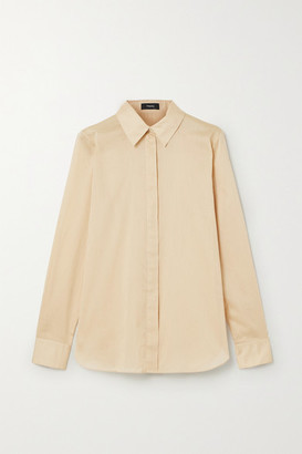 Theory Cotton-voile Shirt