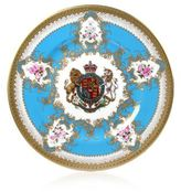 Harrods Royal Collection Trust Coat of Arms Side Plate