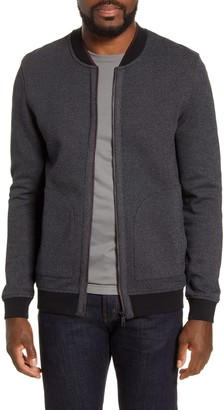 Ted Baker Chees Knit Bomber Jacket