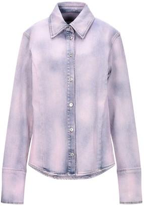 MSGM Denim shirts