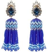 Shourouk Totem tassel earrings