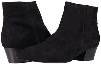 Seychelles What You Need (Black Suede) Women's Boots