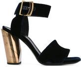 Jil Sander ankle strap sandals