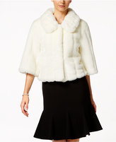 Calvin Klein Faux-Fur Jacket