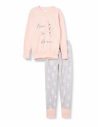 Calida Girl's Ballet Pajama Set