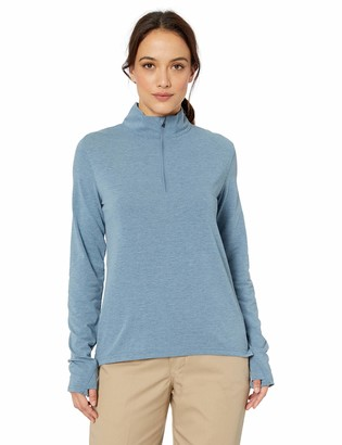 Carhartt Women's Force Delmont Quarter Zip Jacket