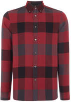 Aquascutum Rigby Flannel Check Shirt