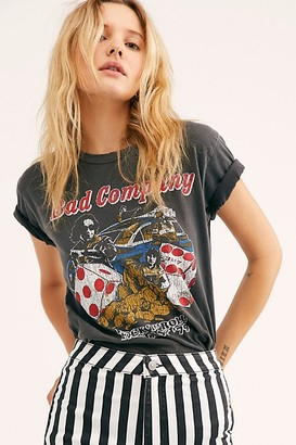 Free People Bad Company Tee by Midnight Rider at