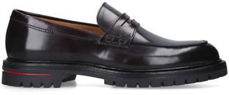 Kurt Geiger Leather Wimbledon Loafers