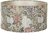 Liberty of London Designs Jubilee Lamp Shade - Kate Ada Mosaic Table - 40x21cm