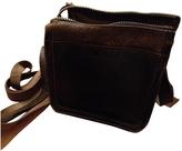 Miu Miu Aged Leather Messenger Bag