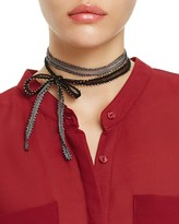 Chan Luu Dip Dye Necktie