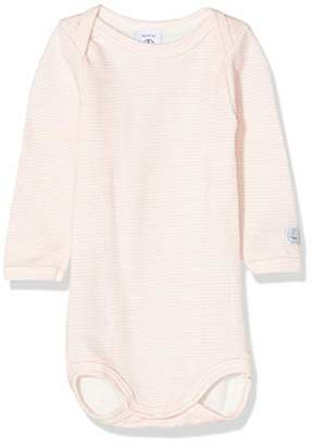 Petit Bateau Baby Girls' Body Ml_5067601 Shaping Bodysuit,98 (Size: )