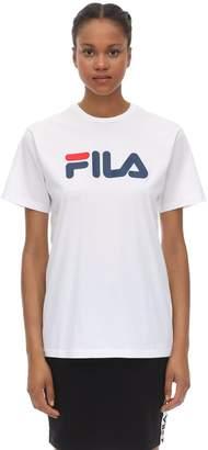 Fila Urban Basic Logo Cotton Jersey T-shirt