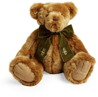 Harrods Sebastian Limited Edition Teddy Bear (35cm)