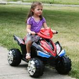 Kohl's Lil' Rider Pro Circuit Hero Ride-On Four Wheeler