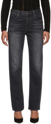 GRLFRND Grey Helena Jeans