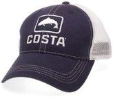 Costa del Mar Trout Trucker XL Hat - Navy / White
