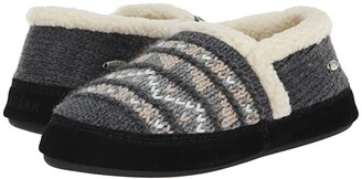 Acorn Nordic Moc (Nordic Grey) Women's Slippers