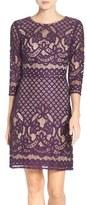 Gabby Skye 'Placement' Lace Sheath Dress