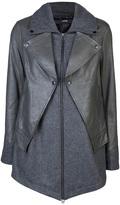 Yigal Azrouel Cut 25 By Felt jacket