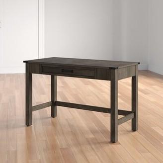 Three Posts Kemmerer Solid Wood Desk
